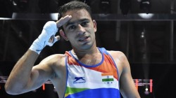 India S Amit Panghal Became World No 1 Boxer