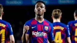 La Liga Ansu Fati Helps Barcelona