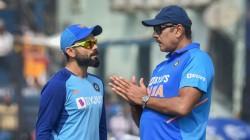 India Vs New Zealand Ravi Shastri On Selection Row