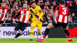 Barcelona Crash Out Of Copa Del Rey