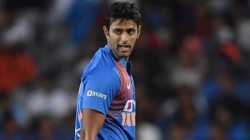 Fans Welcomes Indian Allrounder Shivam Dube To Dinda Academy