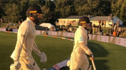 New Zealand Vs India 2nd Test Day 1 Complete Report
