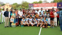 National Senior Women S Hockey Championship Haryana Wins Title