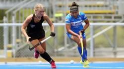 Hockey Tour Indian Women Beat New Zaland