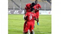 I League Churchill Brothers Late Win Against Aizawl Fc