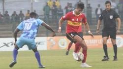 I League East Bengal Punjab Match Draw