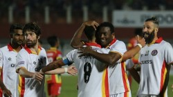 League East Bengal Beat Trau Chennai City Face Draw
