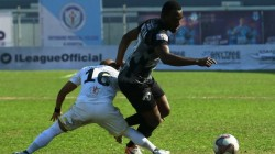 I League Trau Goalless Draw With Chennai City