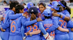 India Clash Against New Zealand In Women S World T