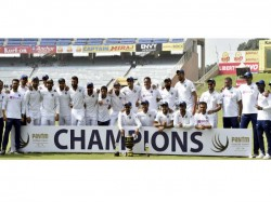 Team India Aims To Create New Record In Wellington Test