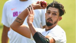 Ishant Sharma Ruled Out Of First Test Match Against Newzealand