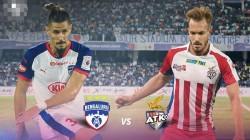 Bengaluru Fc Vs Atk Isl Match