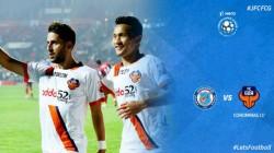 Isl 18th Round Fc Goa Beat Jamshedpur Fc