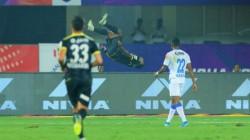 Isl 18th Round Odisha Fc Beats Kerala Blasters Season Last Match