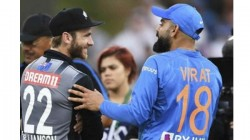 New Zeland Cricket In Safe Hand Kohli Praise Williamson