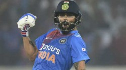 Indian Captain Virat Kohli Overtakes Ganguly In Odi