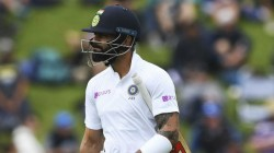 Twitter Slams Kohli For Wasting Review Against Newzealand In Second Test