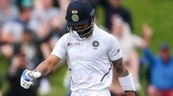 Indian Captain Kohli Falls In To Jamieson S Trap In Wellington Test