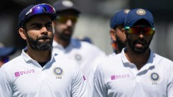 Indian Team Lose Points For First Time In Icc World Test Championship