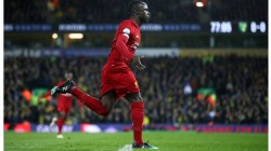 Sadio Mane Helps Liverpool To Beat Norwich