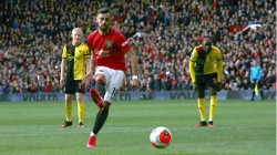 Manchester United Beat Watford In English Premier League