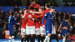 Manchester United Beat Chelsea In Epl