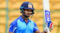 Mayank Named Injured Opener Rohit Sharma S Replacement For Odi Series