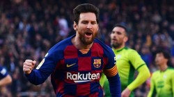 Lionel Messi 1 000 Goal Contributions Becomes First Player In History