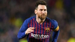 Lionel Messi Slams Barcelona Sporting Director Abidal