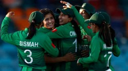 Pakistan West Indies Match In Womens T20 World Cup Match