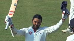 Ranji Trophy Parthiv Patel Got Century