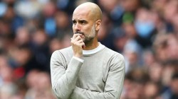 Pep Guardiola Says Would Be Sacked From Manchester City