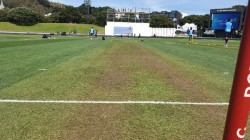 Nz Vs Ind 1st Test Pitch Condition Very Green