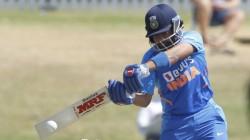 New Zealand Vs India Prithvi Shaw Run Out Akash Chopra