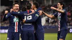 Psg Enters French Cup Semi Final