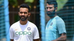 Rahane Reveals Improved Mantra For Second Test Against Newzealand