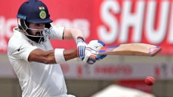 Indian Test Sqaud Announced For Newzealand Series