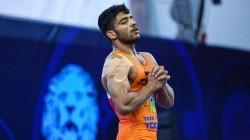 Indian Wrestler Ravinder Kumar Banned