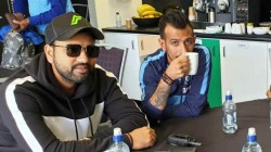 Yuzvendra Chahal And Rohit Sharma Troll One Another On Instagram