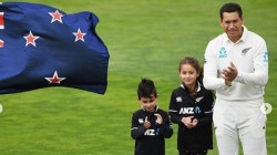Ross Taylor Becomes First Cricketer To Play 100 Games In All Three Format