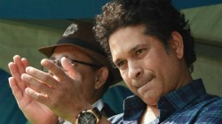 Indian Legend Sachin Reveals The Player Who Reminds Him Of Himself