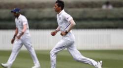 India Newzealand Eleven Wam Up Match Day Two Score