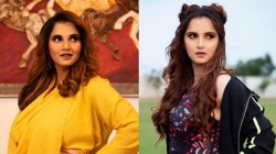 Sania Mirza Lost 26 Kgs In 4 Months