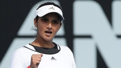 Sania Mirza Advance Into Pre Quarterfinals Of Dubai Open