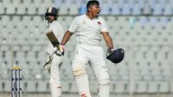 Mumbai Cricket Player Sarfaraz Khan Performance In Ranji Trophy
