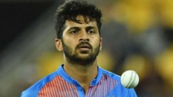 Indian Pacer Shardul Thakur Trolled For His Perfomance In Third Odi
