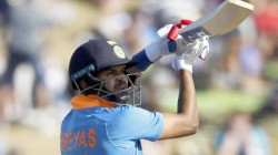 Shreyas Iyer Creates World Record In Third Odi Against Newzealand