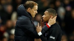 Mbappe Involved In Fiery Touchline Exchange With Psg Coach