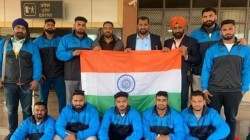 Un Official Indian Team Reaches Pakistan To Participate Kabaddi World Cup