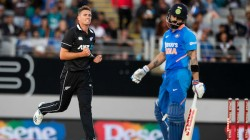 New Zealand Vs India 2nd Odi Virat Kohli Unhappy